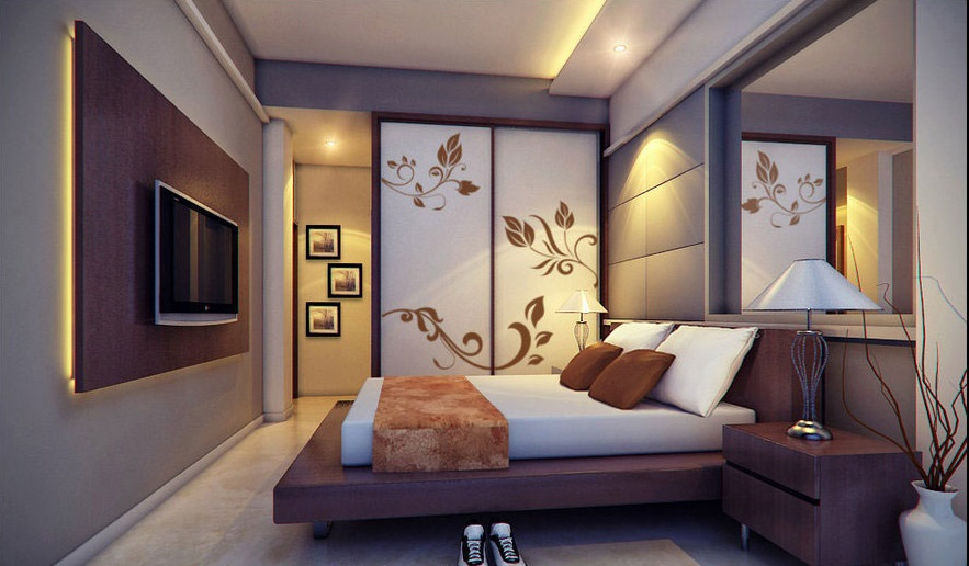 bedroom walls ideas