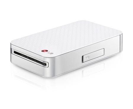Smart Pocket LG Printer طابعة ال جي LG الذكية الصغيرة في الجيب