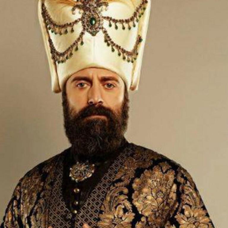 السلطان سليمان في المسلسل التلفزيوني