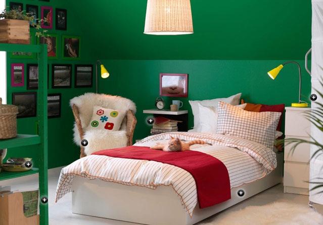 تصاميم غرف اطفال ايكيا | المرسال