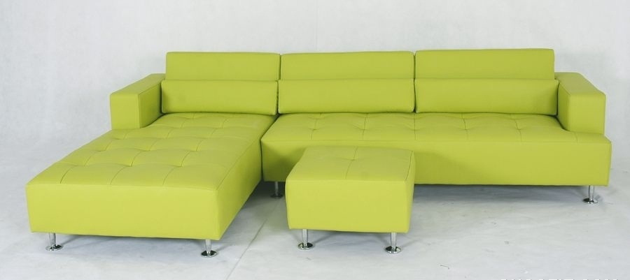 green design sofas