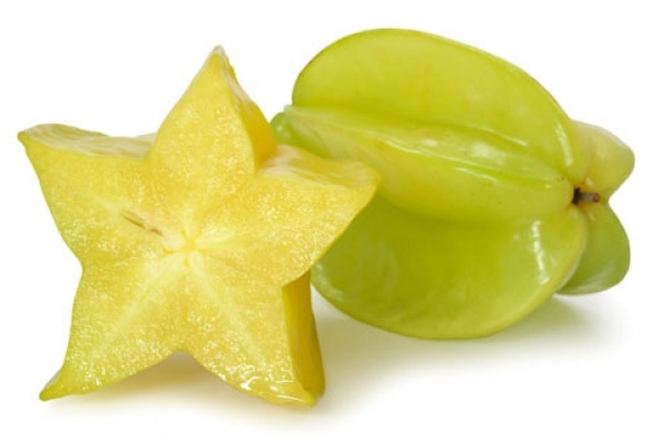 Star of Carambola  Strange fruits that surprise you Strange fruits that surprise you carambola star fruit