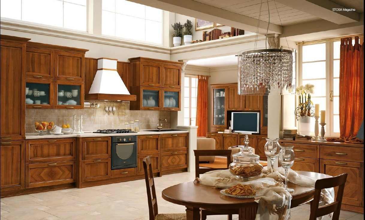 for Latest italian kitchen designs