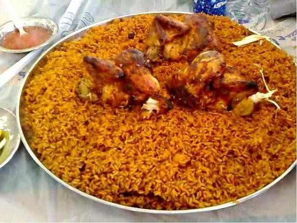دجاج ورز شواية الخليج