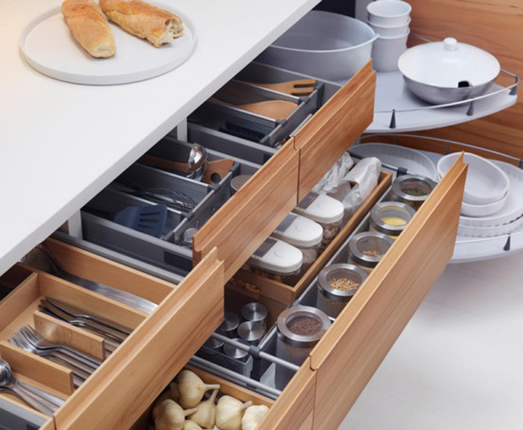 افكار لخزائن المطبخ | المرسال