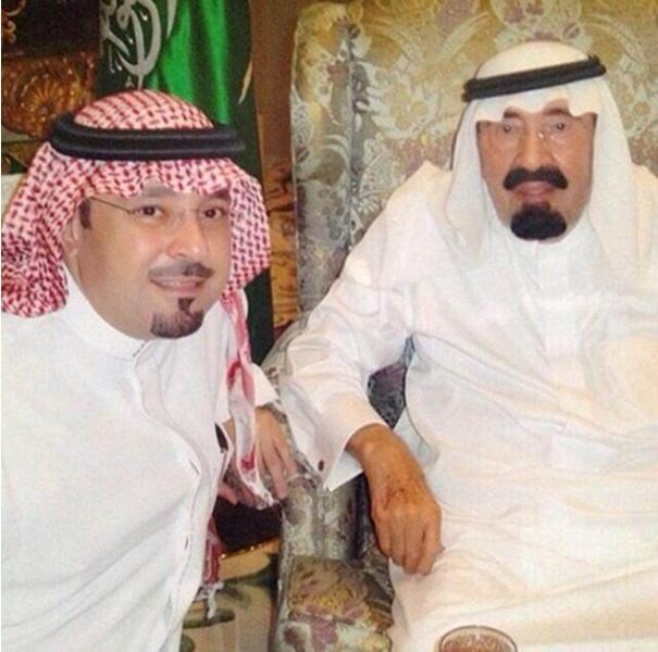 مشعل بن عبدالله ال سعود امير منطقة مكة المرسال