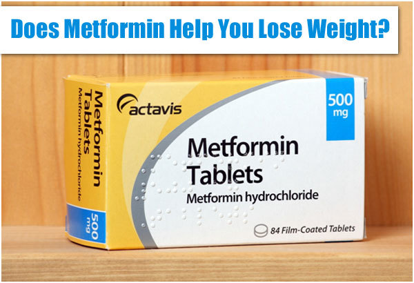 how long does it take to lose weight after taking metformin