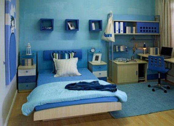 موديلات غرف نوم اطفال صغيرة
