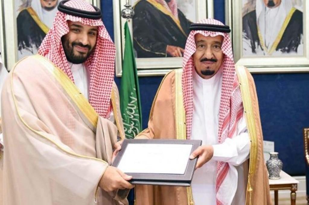 عاجل: أنباء تؤكد تنازل الملك سلمان عن الحكم رسميا لمحمد بن سلمان ولي العهد
