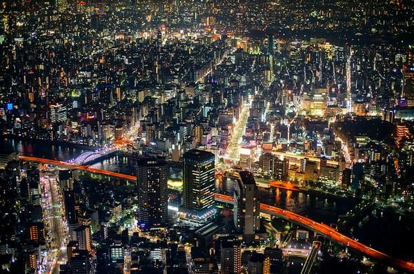 اطلالة طوكيو