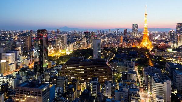ميدان مدينة طوكيو