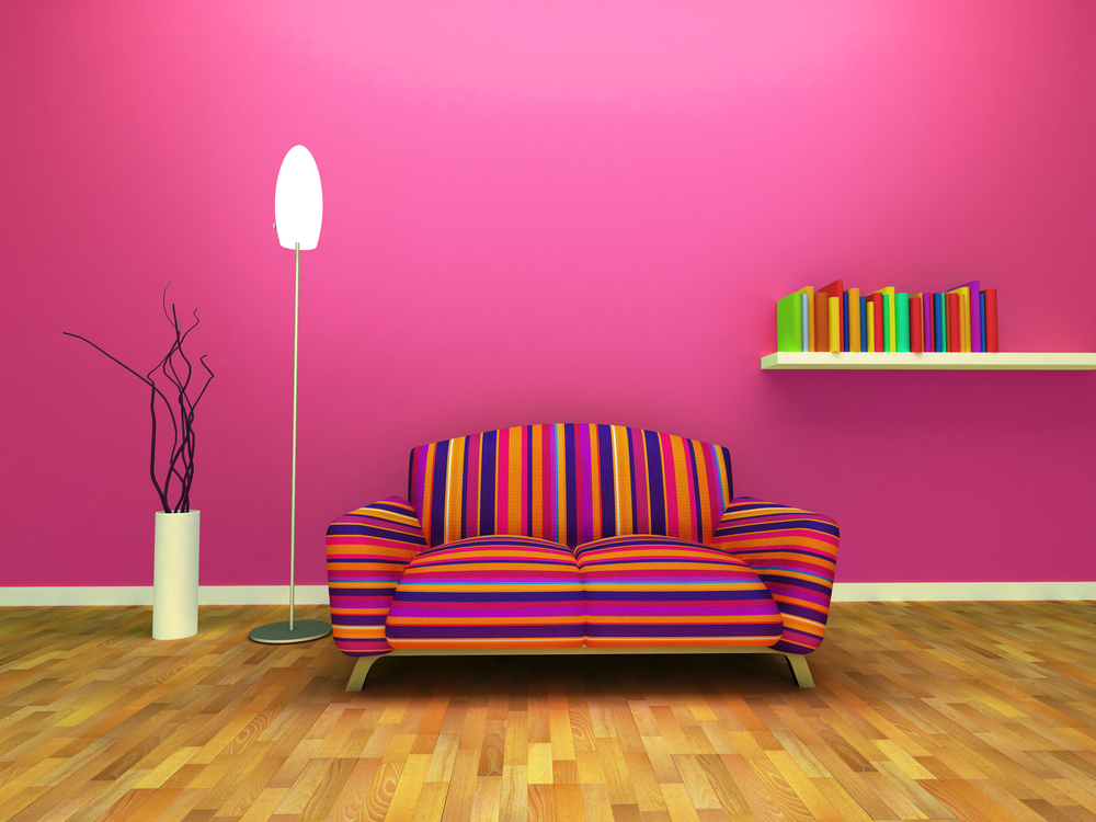 pink rooms ideas
