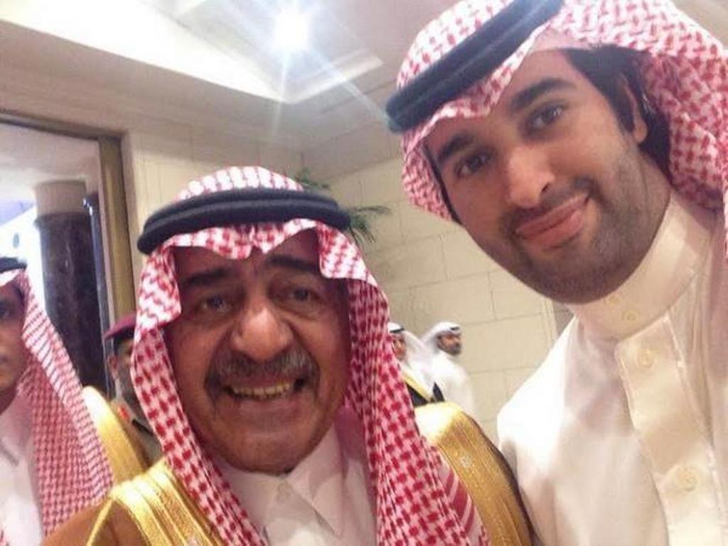 prince meqren bin abdulaziz - selfie
