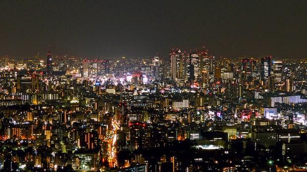 مدينة طوكيو
