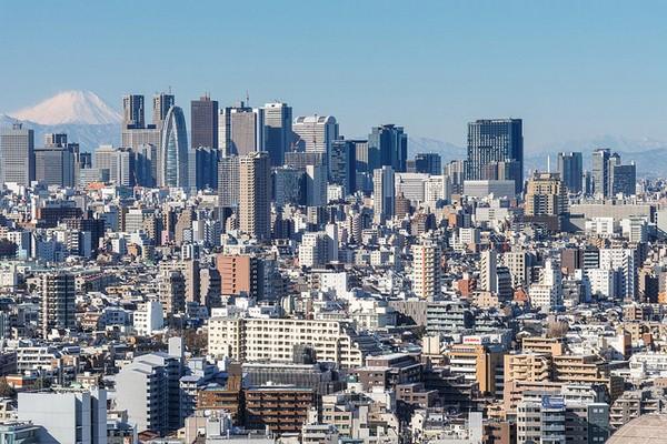 افق طوكيو ، اليابان