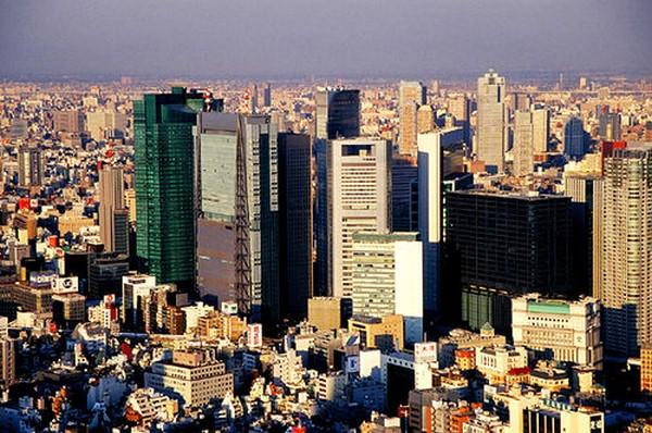 جولة في مدينة طوكيو