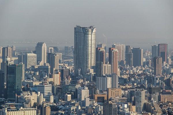 tour of  tokyo city