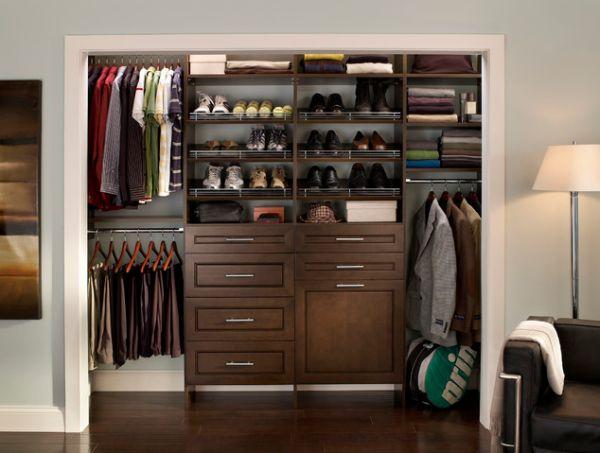 diy closet