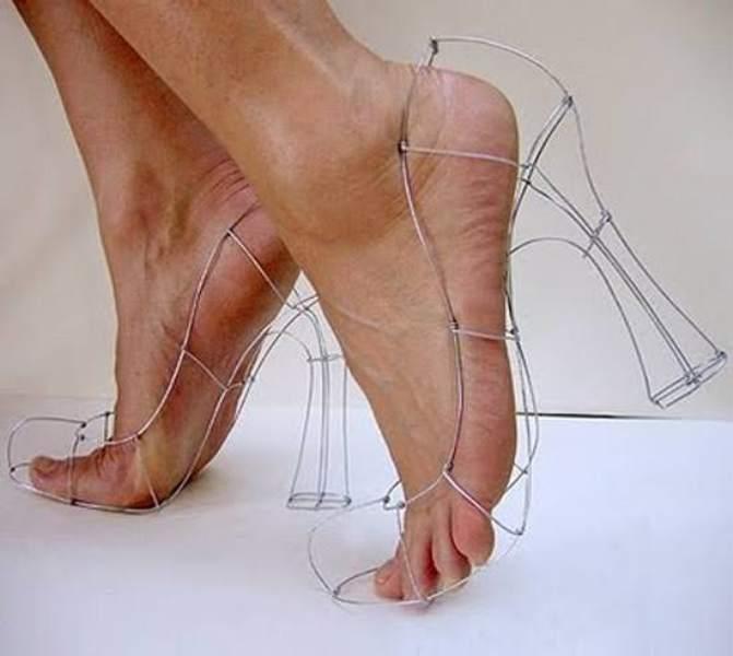 حذاء الأسلاك