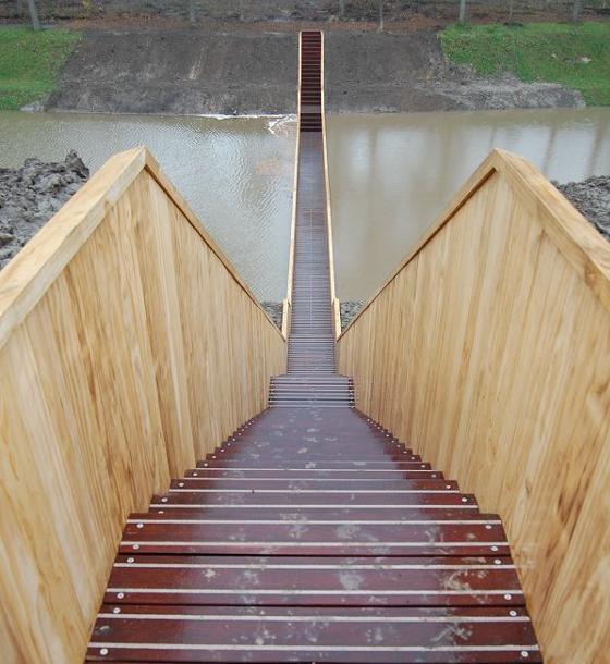 جسر موسى (الجسر الغارق) الجسر-الغا�