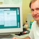 من هو مخترع الانترنت .. تيم بيرنرز لي