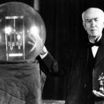 من هو مخترع الكهرباء .. توماس ألفا أديسون