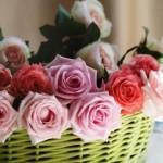 كيفي تزيين المنزل بالأزهار