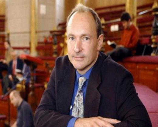 تيم بيرنرز لي مخترع الإنترنت الرجل الذي لا يعرفه كثير من الناس