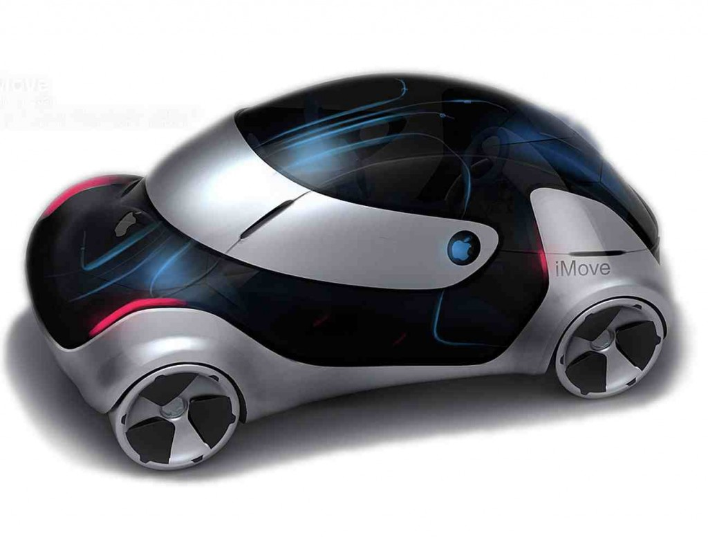 Apple car project