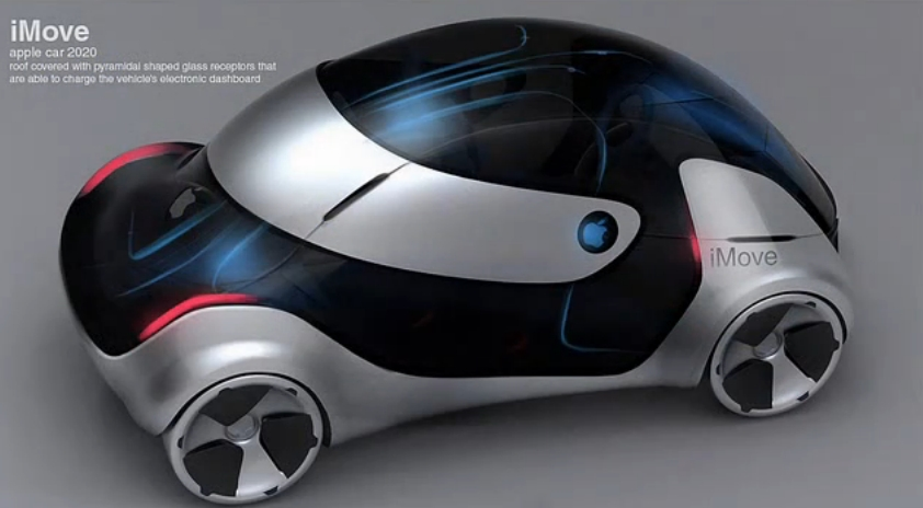 Apple's future car