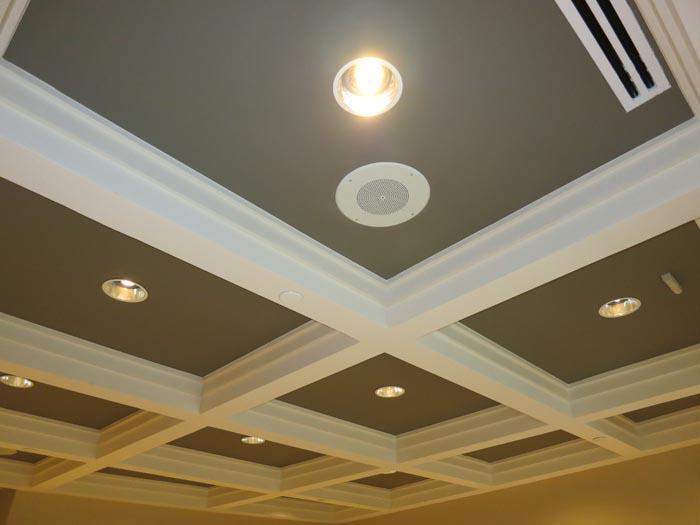 تصميم اسقف جبسية تراثية | المرسال