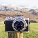 كاميرا باناسونيك للصور السيلفي Lumix GF7