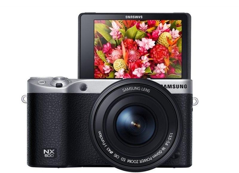 Camera Samsung NX500 Camera-Samsung-NX500