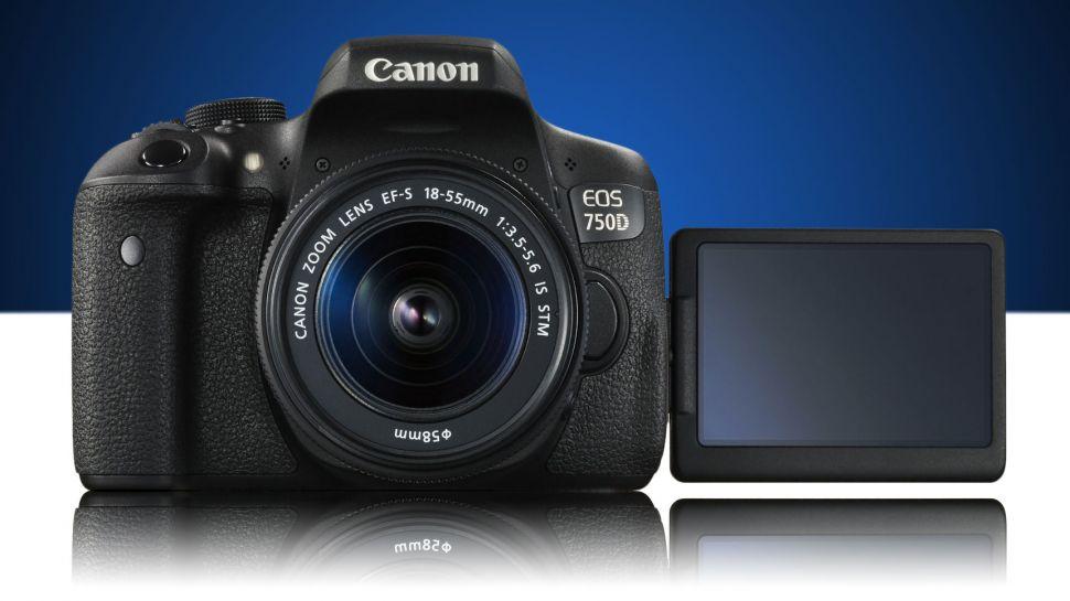 Camera Canon 760D Canon-760D-camera-sc