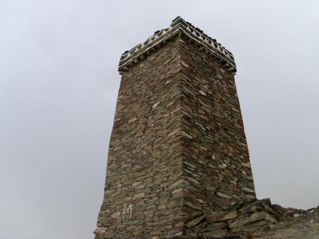 قلعة اثرية قديمة