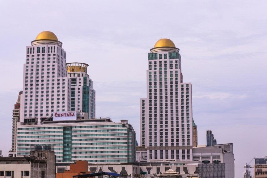 Centara Grand Hotel, Bangkok