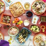 المطاعم المتنقلة في مهرجان دبي للمأكولات