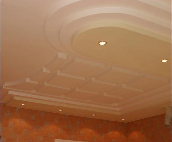 موديل اسقف جبسية تراثية غاية في الجمال