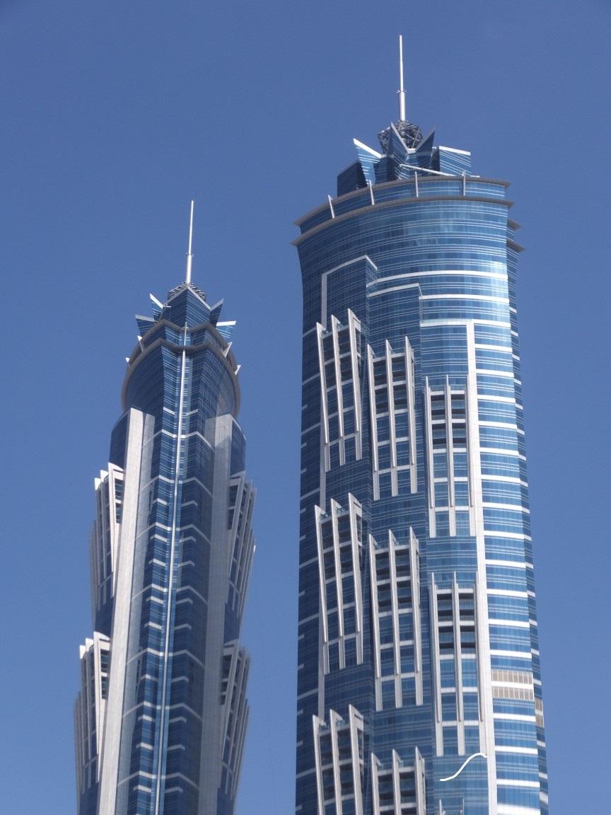 فندق جي دبليو ماريوت ماركيز دبي في دولة الإمارات العربية المتحدة