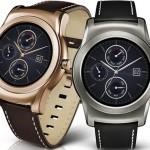 الساعة الدائرية الذكية LG G Watch Urbane