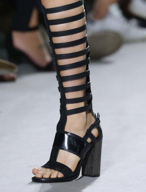 024775f5d احدث الأحذية النسائية في صيف 2015 | المرسال
