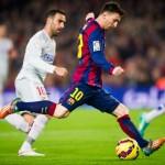 مستقبل ليونيل ميسي مع برشلونة