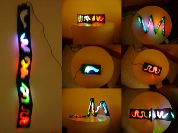 تزيين منزلك بالاضاءة