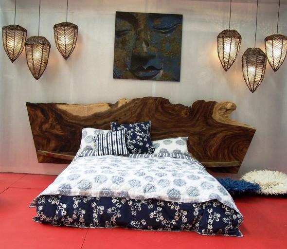 اضاءة غرف النوم بشكل جديد