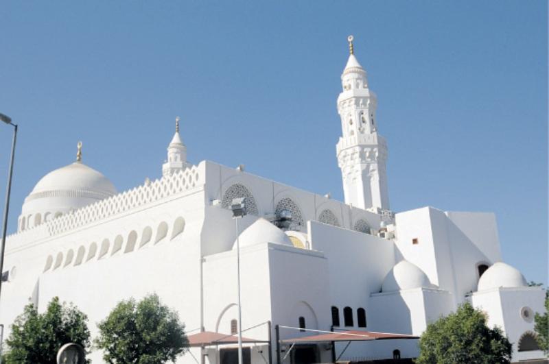 مســــــــــــاجد لها تاريخ Newly-Qiblatain-mosque