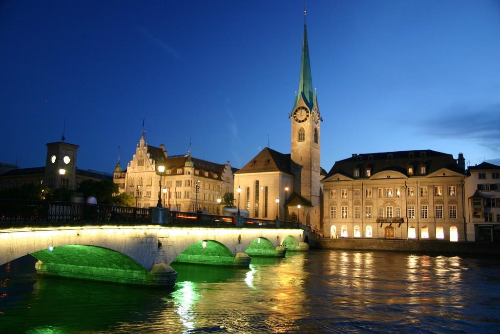 Nightlife in Zurich