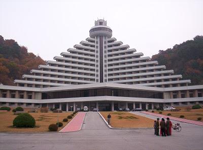 السياحة كوريا الشمالية
