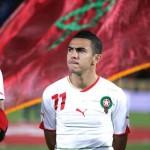 اسامة السعيدي لاعب الأهلي الإماراتي الجديد