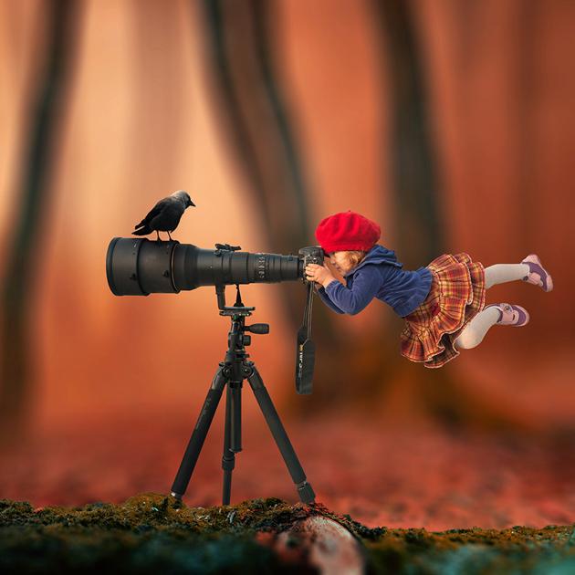 افكار الإبداعية للتصوير الفوتوغرافي وصور