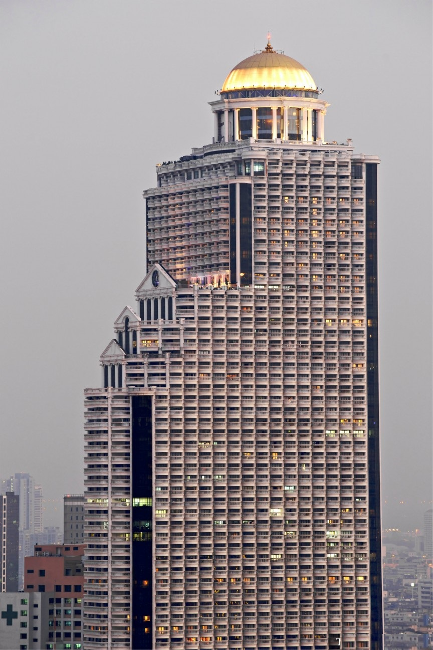اطول فنادق العالم State-Tower-Bangkok-